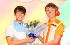 新しい体操のお兄さんは福尾誠