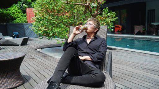 マレーシアの豪邸に住むGACKTさん