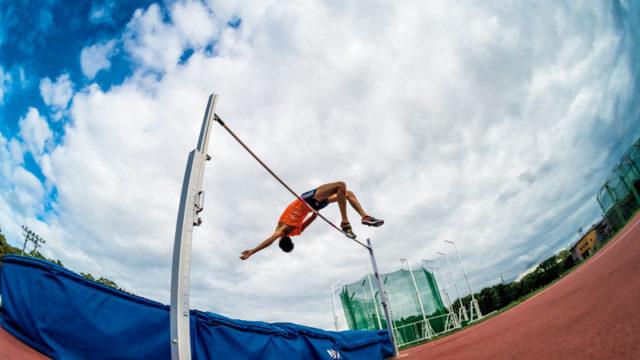戸辺直人, 走り高跳び, 東京オリンピック, メダル, 日本選手権, プロフィール