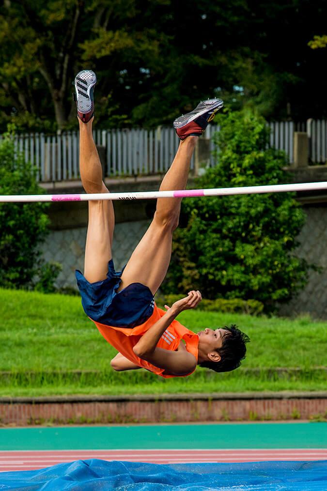 戸部直人, 走り高跳び, 東京オリンピック, メダル, 日本選手権, プロフィール