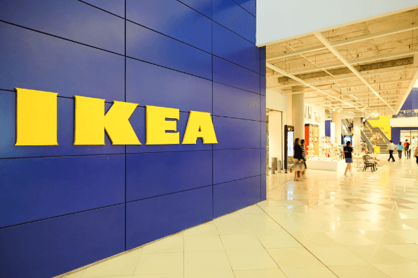 イケア,IKEA, 注意喚起、赤ちゃん