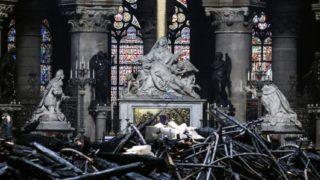 ノートルダム大聖堂・募金方法