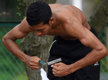 サニブラウン,100m,9秒台,親の国籍