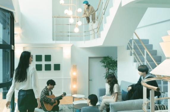 テラスハウス東京,2019,撮影場所