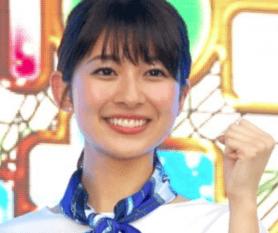 山本里菜アナ,経歴,TBS