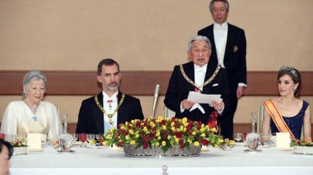 トランプ大統領,天皇陛下,宮中晩餐会,メニュー