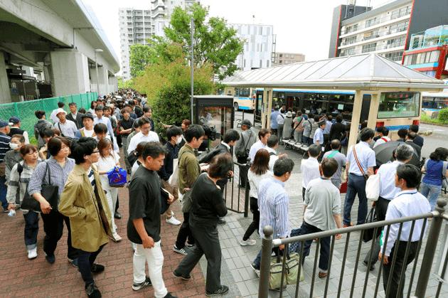 横浜シーサイドライン,運行再開,振替輸送