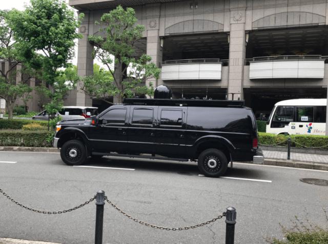 なぜトランプ大統領が大阪で宿泊するのは帝国ホテル大阪なのか