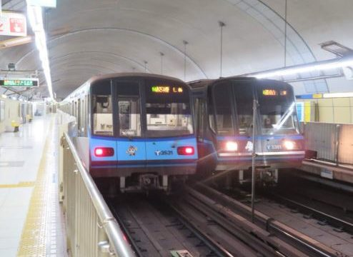 横浜市営地下鉄,ブルーライン,脱線事故