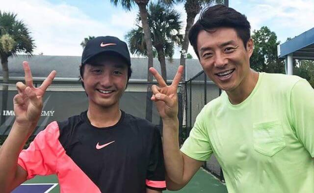 錦織圭,望月慎太郎,テニス