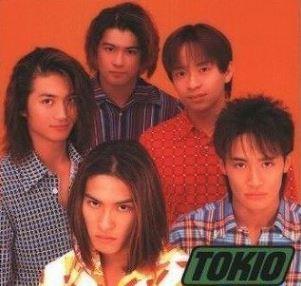 ジャニー喜多川,少年愛,TOKIO