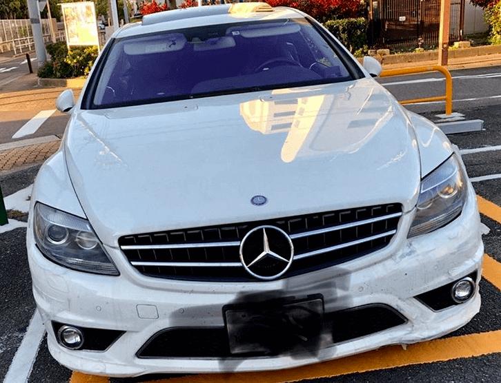 指名手配の常磐道煽り運転犯人の宮崎文夫の車