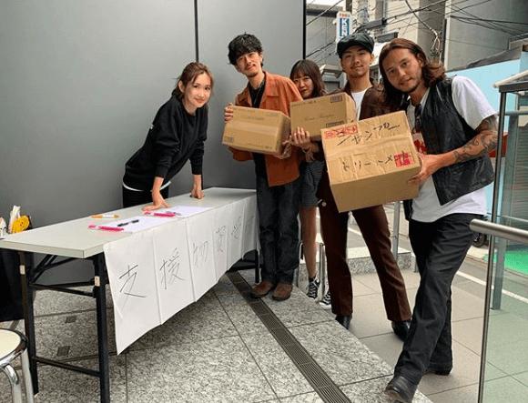 紗栄子の千葉県鋸南町への停電避難物資支援ボランティアが話題に!