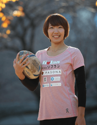 女子ラグビー時代の寺田明日香の可愛い画像まとめ
