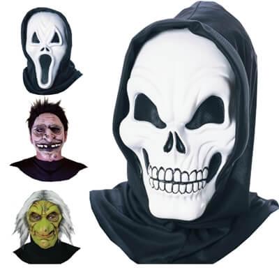 2019年ハロウィン!おすすめコスプレはドクロマスクで決まり!