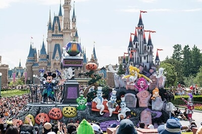 2019年ハロウィンはいつ?ディズニーで決まり!