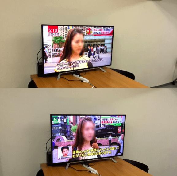 次期都知事やらせインタビュー疑惑!テレ朝とTBS同時出演