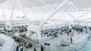 【2019-2020年末年始休み】関空(関西国際空港)の混雑予想と出発ピークは?保安検査場と出発カウンターは?