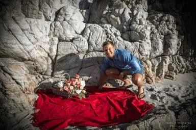 フリカ代表のハンドレ・ポラードの嫁へのサプライズプロポーズがやばい