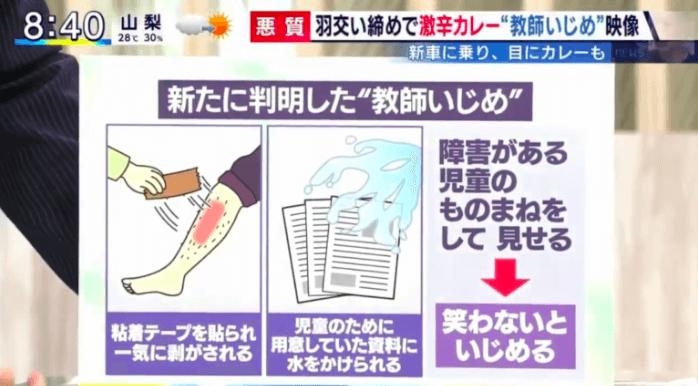 【とくダネ動画】神戸東須磨小学校教員いじめの加害者の名前や原因は?教員4人の顔画像も特定
