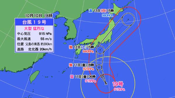 【台風19号東京】交通規制・高速道路バイパス通行止めの状況は?2019年まとめ