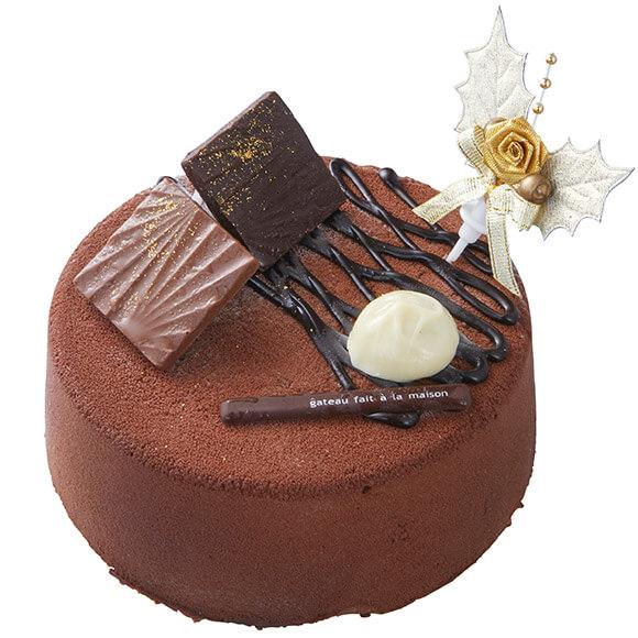 シャトレーゼのクリスマスケーキ2019!Xmasアイスデコレーションベルギーショコラ