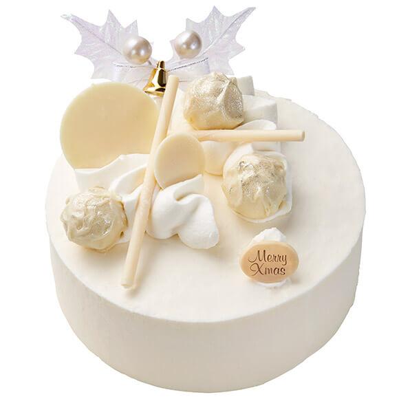 シャトレーゼのクリスマスケーキ2019はフランス産クリームチーズ使用 Xmasトリプルチーズデコレ―ション