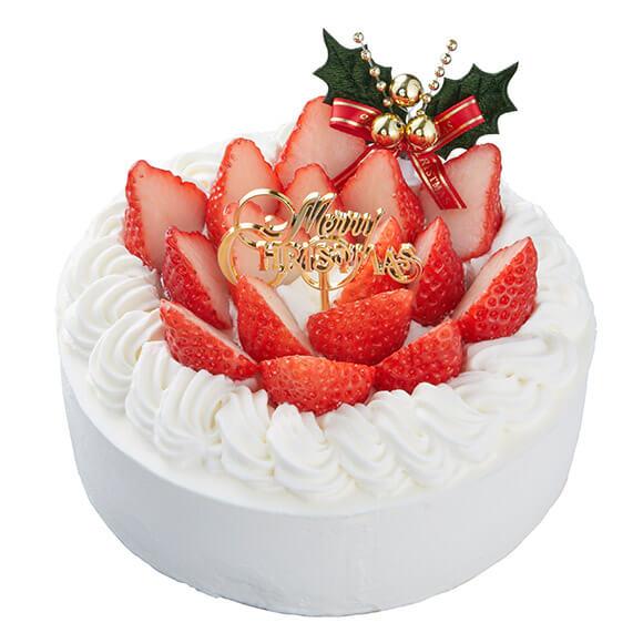 シャトレーゼのクリスマスケーキ2019はカロリーハーフ&糖質70%カットXmasデコレーション