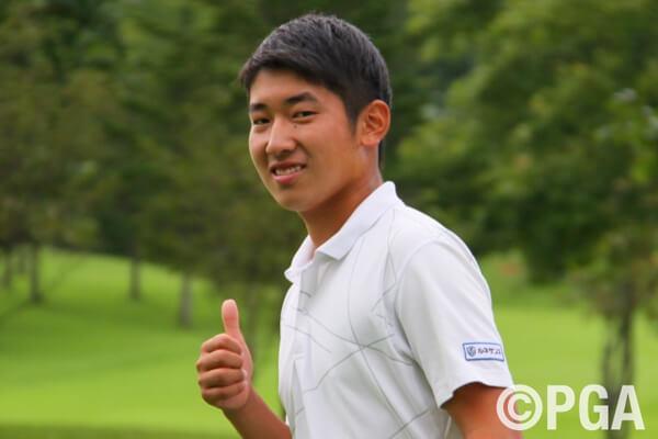 最年少プロゴルファー竹内優騎の経歴プロフィールや小さい頃は?