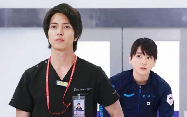 山下智久さんと新垣結衣さんはコードブルーがきっかけで付き合い始めた?