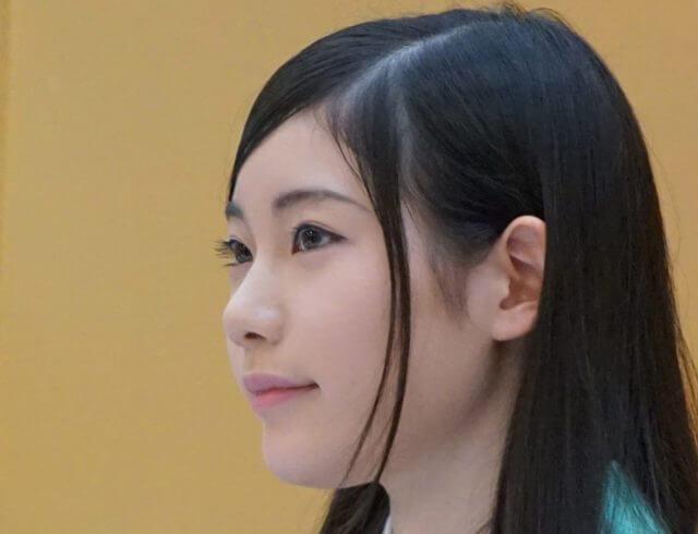 可愛すぎるJK女流棋士の竹俣紅の画像