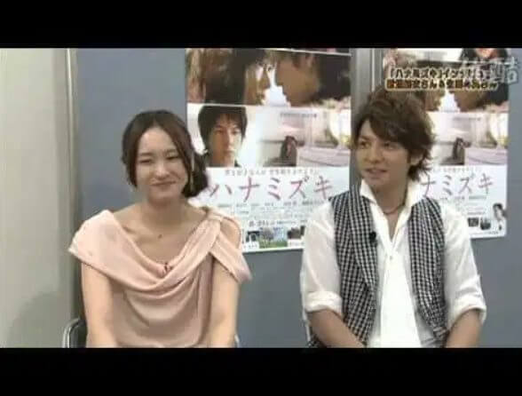 新垣結衣さんと生田斗真さんは「ハナミズキ」で半年間のニューヨーク生活