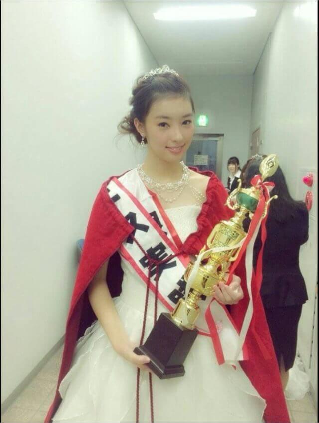 宮本茉由の出身大学は実践女子大でミスコンが凄い!