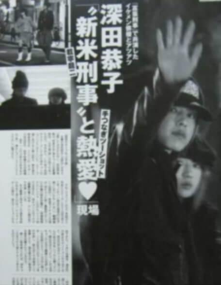 載寧龍二さんと深田恭子さんの熱愛報道