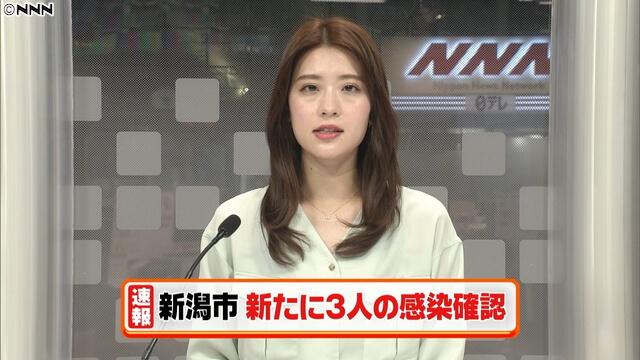 新潟市新型コロナ感染の女性2名と乳幼児1名の名前や入院先の場所はどこか特定!