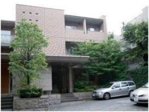 渋谷区富ヶ谷ハイムの場所はどこ?