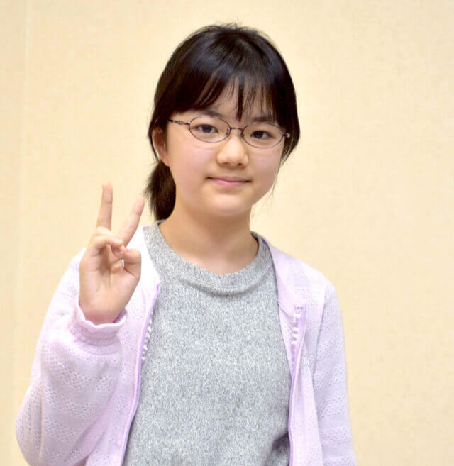 仲邑菫は日本人じゃない?在日韓国人で韓国語がペラペラ?中学校はどこ?