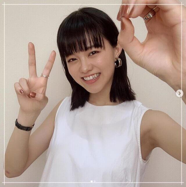 志田彩良は可愛いけどハーフなの?経歴プロフィールまとめ