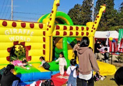愛媛新居浜イベント会場の遊具事故の原因や責任はどこにある?