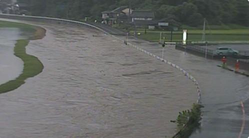【佐賀大雨被害】松浦川の現在の水位やライブカメラの状況は?氾濫情報まとめ